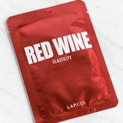 Lapcos | Red Wine Sheet Mask
