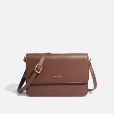 Pixie Mood | Jane 2-in-1 Wallet Crossbody | Dark Oak