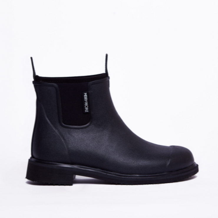 Merry People | Bobbi Rain Boot | Black