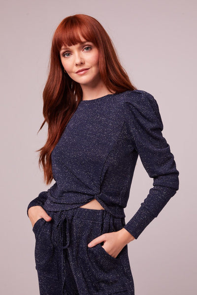 Band of Gypsies | Jeanette Shimmer Sweater