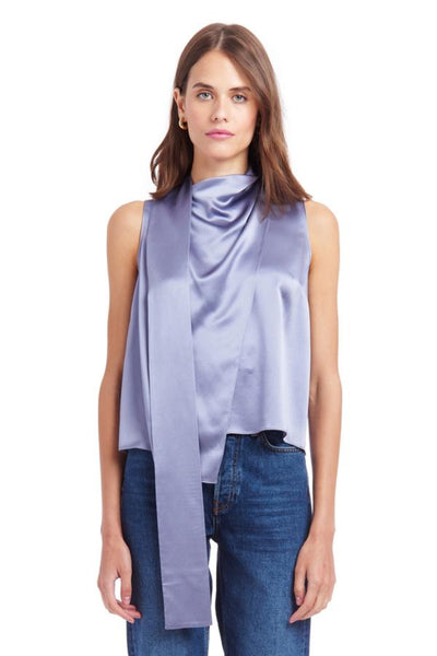 Amanda Uprichard | Sleeveless Philippe Top