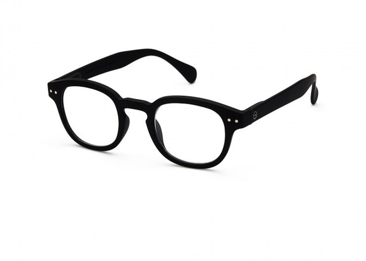 Izipizi | The Retro Readers #C | Black
