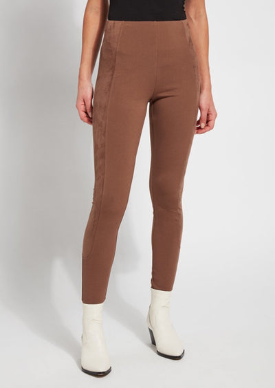 Lyssè | Jonna Legging | Danish Brown