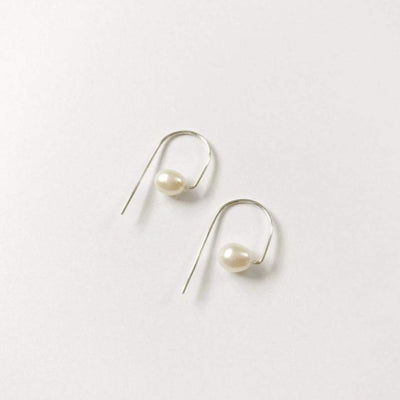 Peg's Hardware | Arc Matchstick Earrings