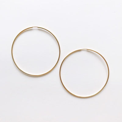 Peg's Hardware | Infinity Hoop 56mm