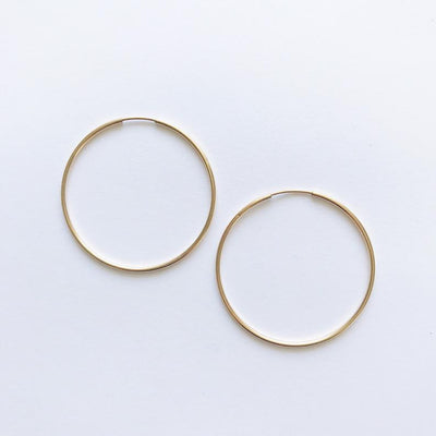 Peg's Hardware | Infinity Hoop 42mm