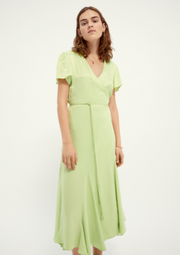 Scotch & Soda | Chic Summer Wrapover Dress