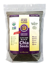 Ultra-Pure Premium Organic Black Chia Seeds 3 Pound Bag