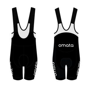 OMATA Limited Cycling Kit with Pedal Mafia — Custom Tech Bib - Omata