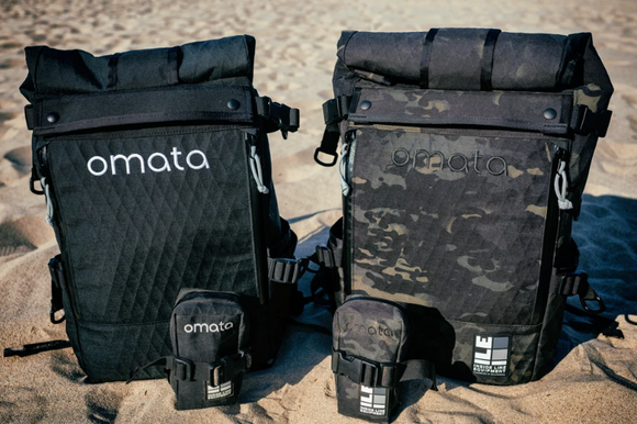 Omata + Inside Line Equipment ASNMNT MINI Commuter Backpack - Omata