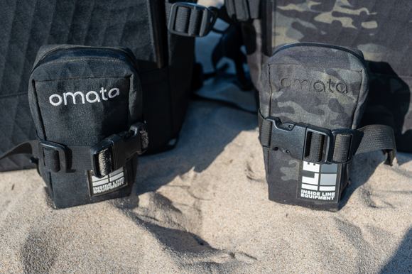 Omata + Inside Line Equipment Seat Bag All Mountain - Omata