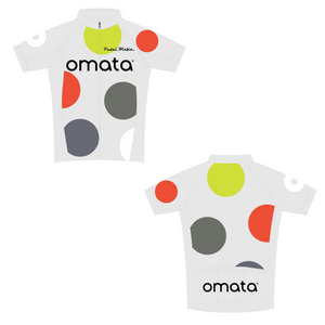 OMATA Limited Cycling Kit with Pedal Mafia — Pro Jersey - Omata