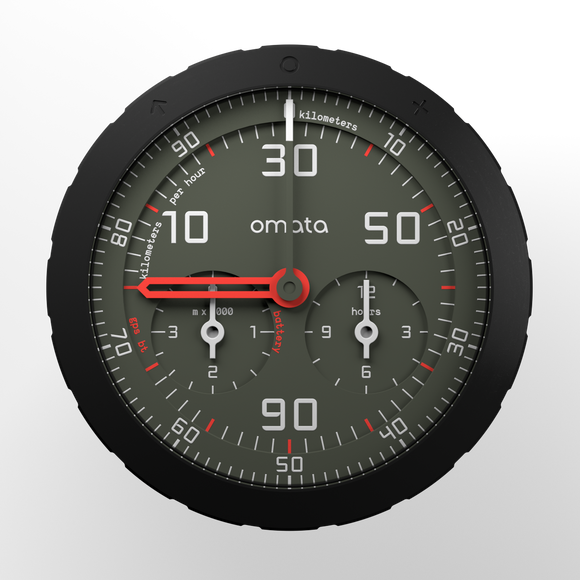OMATA One KPH Gray - Omata