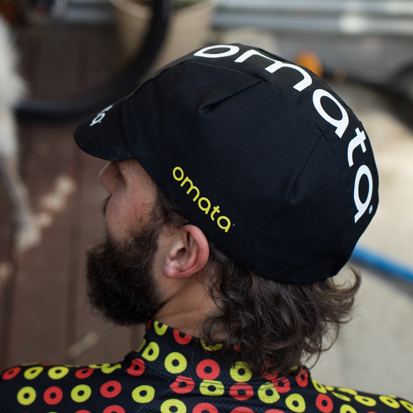 VROOOMATA Cycling Cap--- LIMITED EDITION - Omata