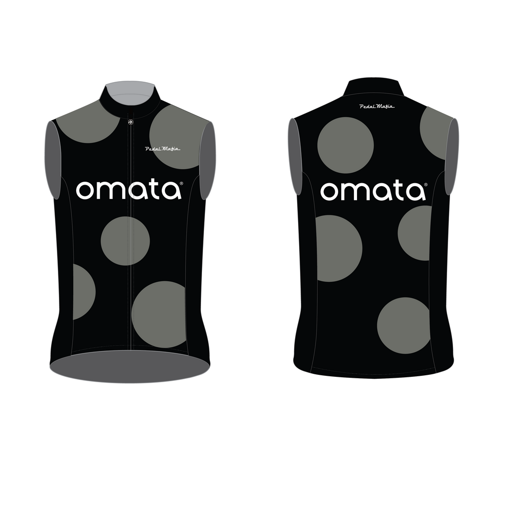 OMATA Limited Cycling Kit with Pedal Mafia — Pro Vest