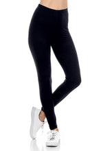 bluensquare Women's Leggings Premium Buttery Soft Full length Legging- Navy