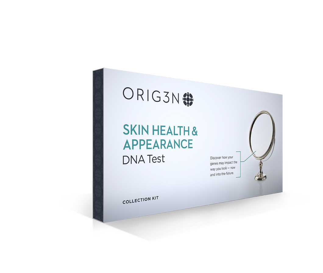 ORIG3N Skin Health & Appearance DNA Test
