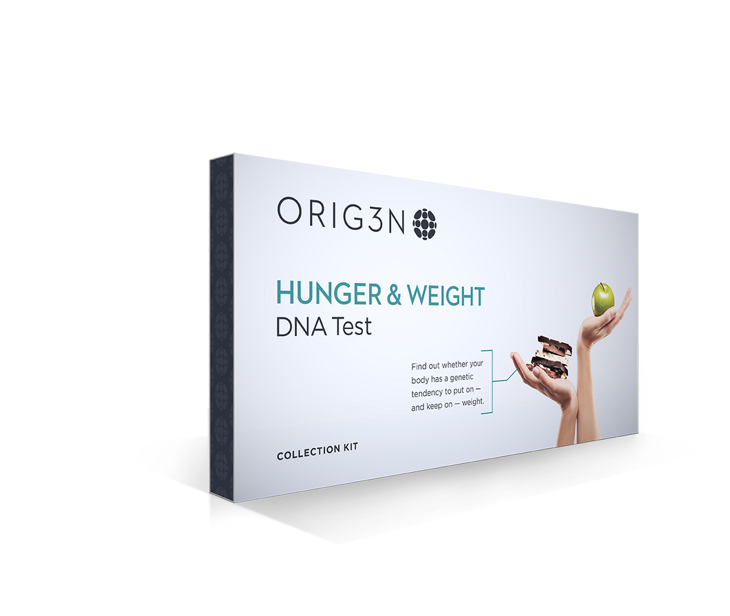 ORIG3N Hunger & Weight DNA Test
