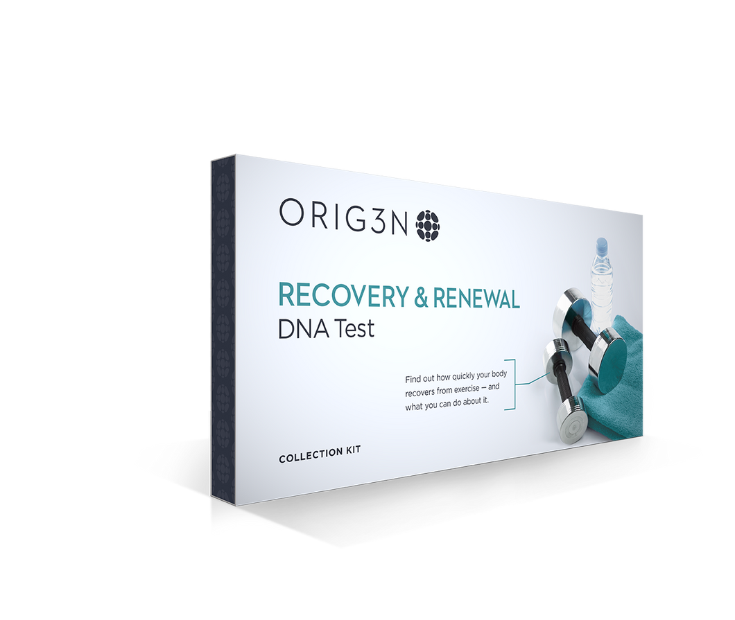 ORIG3N Recovery & Renewal DNA Test