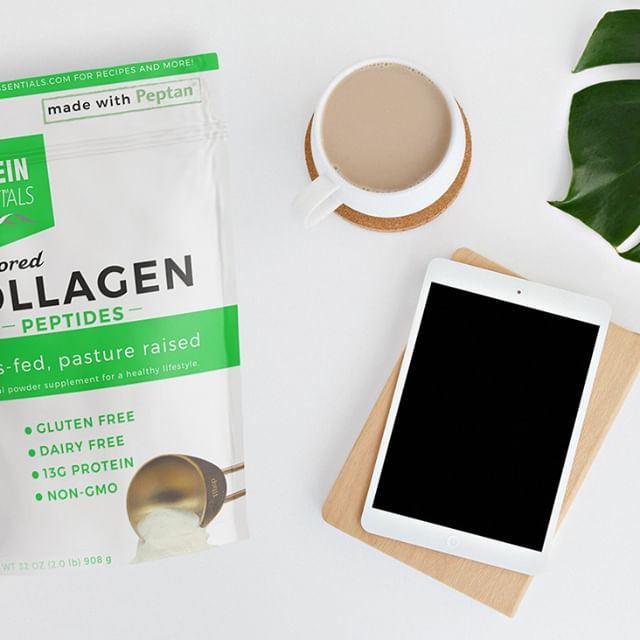 PE Collagen Helps Start Your Week Off Right!