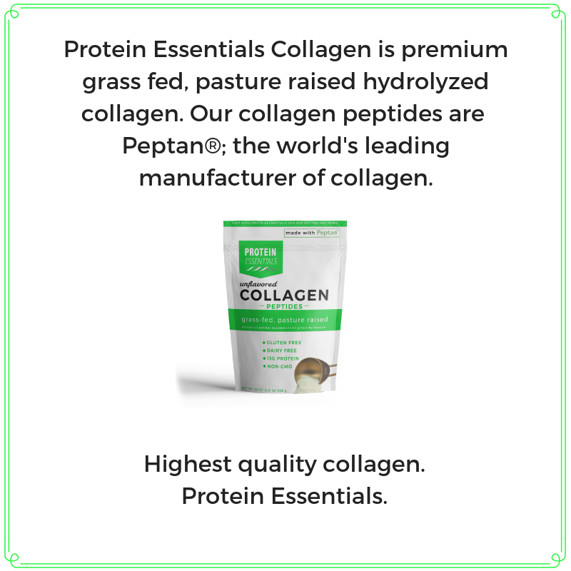 Protein Essentials is Peptan®