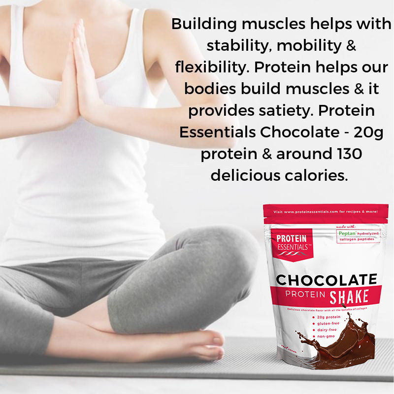 Protein Essentials Chocolate