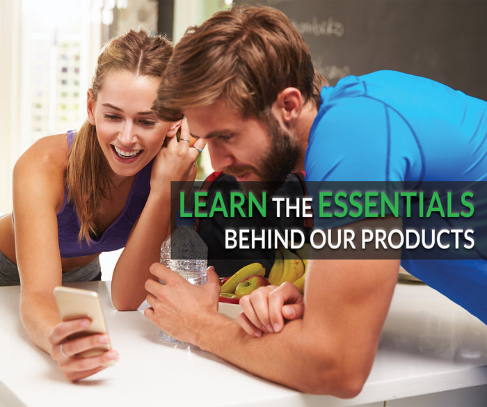 Learn more about Protein Essentials products