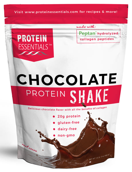 Chocolate Collagen Protein Powder Shake