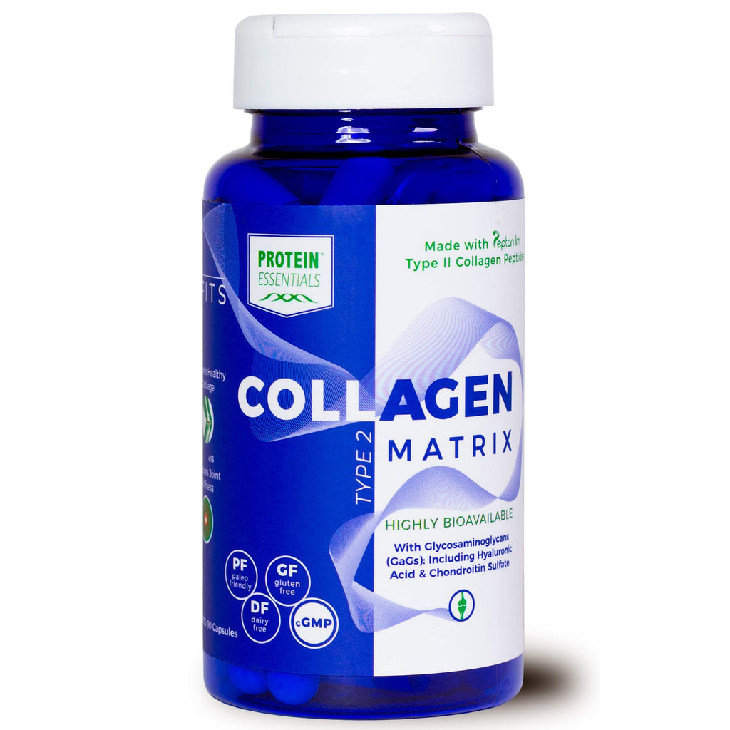 Collagen Type IIm Matrix with Vitamin C (90 Capsules)