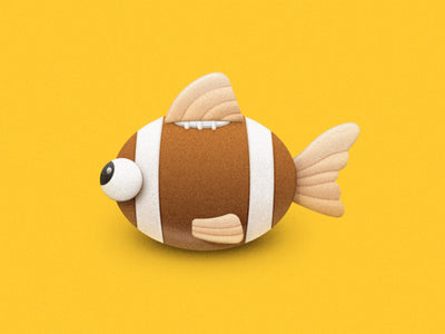 Felix the Footballfish