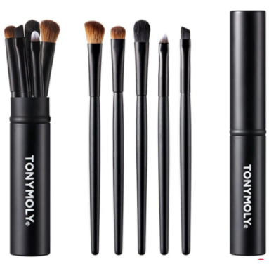 Tony Moly Makeup Brush Set 5 - Viktorystar