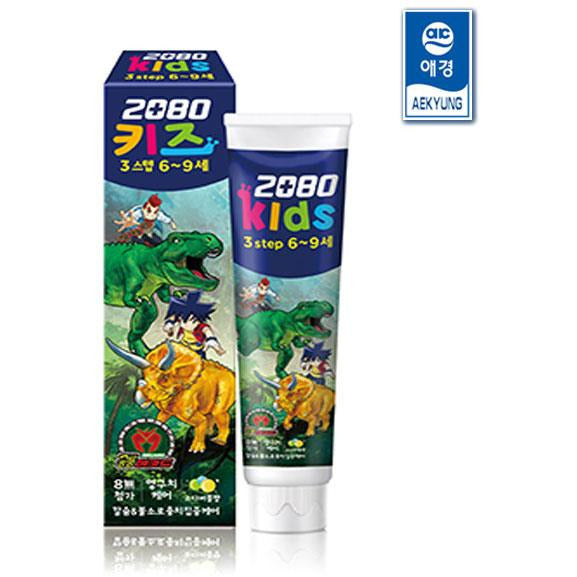 Dental Clinic 2080 Kids 3 Step Soda Bubble Toothpaste - Viktorystar