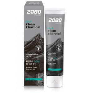 Dental Clinic 2080 Black Clean Charcoal Toothpaste - Viktorystar
