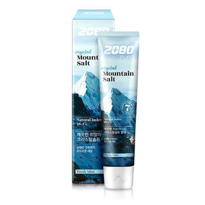 Dental Clinic 2080 Pure Crystal Mountain Salt Toothpaste Fresh Mint - Viktorystar