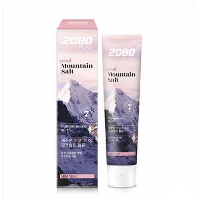 Dental Clinic 2080 Pure Pink Mountain Salt Toothpaste Mild Mint - Viktorystar