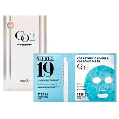 Esthetic House Secret19 CO2 Esthetic Formula Carbonic Mask 1 mask - Viktorystar