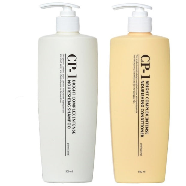 CP-1 Bright Complex Intense Nourishing Shampoo&Conditioner 500ml Set - Viktorystar