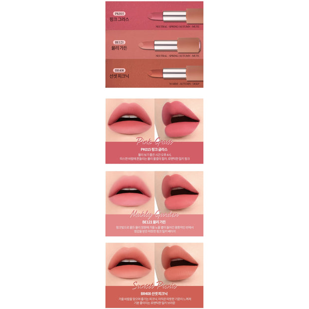 ETUDE HOUSE Muhly Romance Better Lips Talk Velvet - Viktorystar