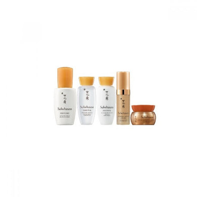 Sulwhasoo Signature Beauty Routine Kit 5 items - Viktorystar
