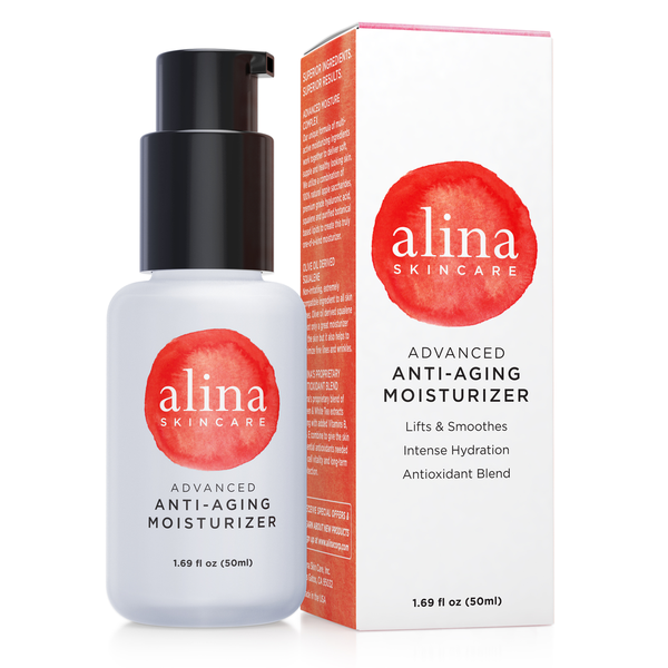 Advanced Anti-Aging Moisturizer