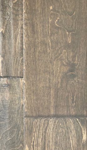 Engineered Hardwood - Birch Grey Stone
