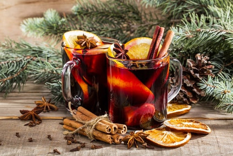 mulled wine recipe uk