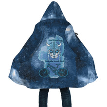 Tahoe Sugar Skull Valkyrie Cloak - Totally F*ing Brutal