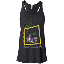 Retirement - Canvas Flowy Racerback Tank - Totally F*ing Brutal