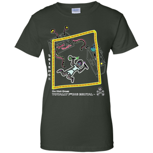 Mad Science T-Shirt - Totally F*ing Brutal
