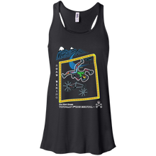 Cycling - Canvas Flowy Racerback Tank - Totally F*ing Brutal