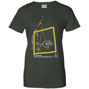 Rock Climbing T-Shirt - Totally F*ing Brutal