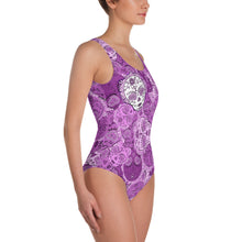 Mountain Fire - Tahoe Sugar Skull Swimsuit - Totally F*ing Brutal