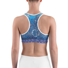Winter Bones - Tahoe Sugar Skull Sports bra - Totally F*ing Brutal