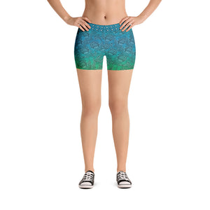 Tropic Sea Nautilus Shorts - Totally F*ing Brutal